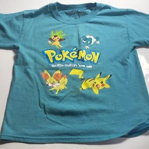 Pokémon Pokémon T-short Size Boys M (8) ♥️🌈